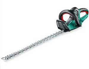 Le taille-haie électrique : Bosch AHS 70-34