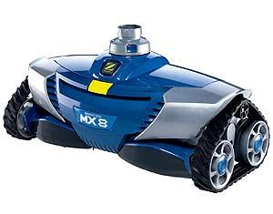 Avis robot de piscine Zodiac MX8