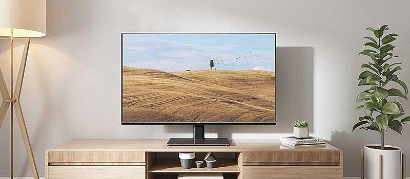 Support TV : pose sur meuble ou sur pied ?
