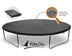 Bache de protection pour trampoline