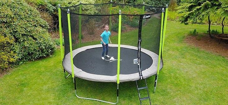 trampoline enfant kangui