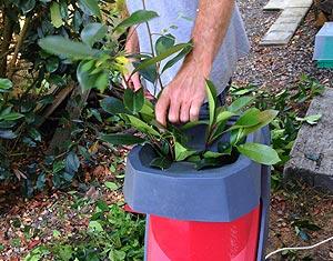 système de sécurité broyeurs végétaux