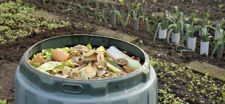 silo à compost