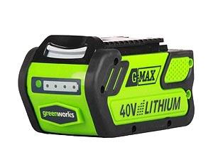Batterie de la débroussailleuse