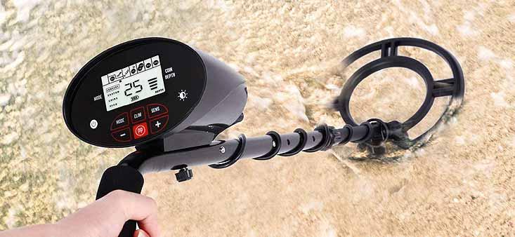 détecteur Intey GC 1057
