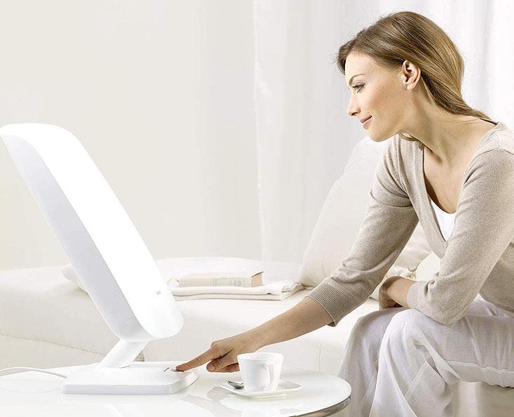 Bien choisir sa lampe de luminothérapie