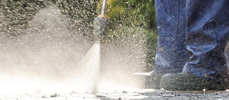 Équipement nettoyeur haute pression : les bottes
