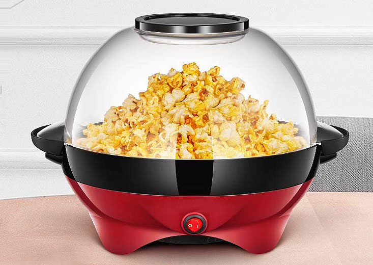 Machine à faire des pop-corn