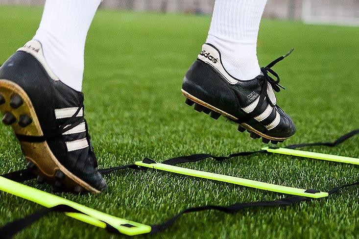 football : travailler votre coordination