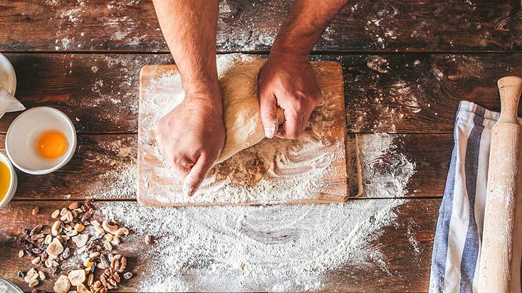 Faire du pain soi-même