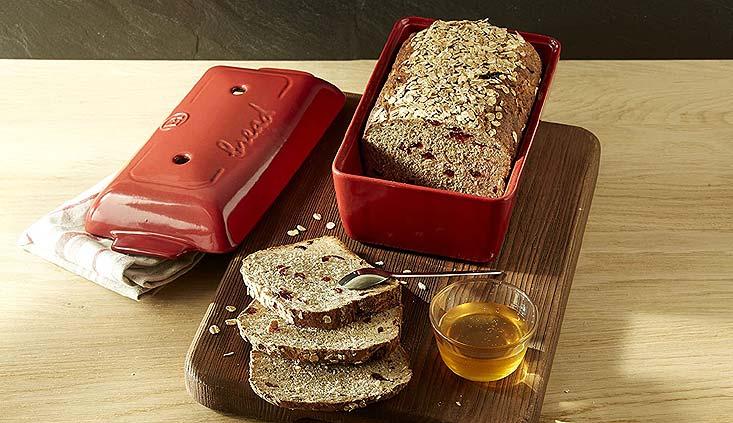 Moule à pain en céramique