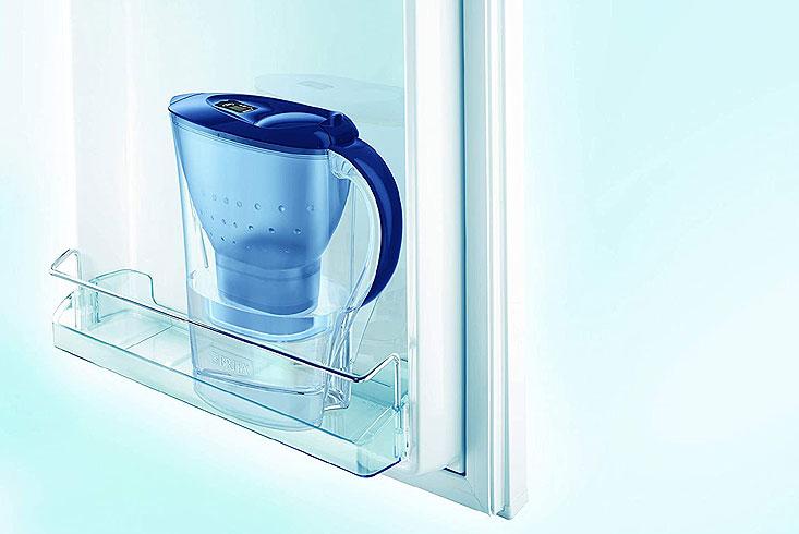 purifier l'eau : la carafe filtrante