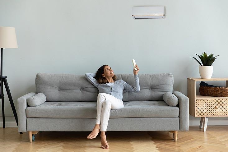 La climatisation réversible