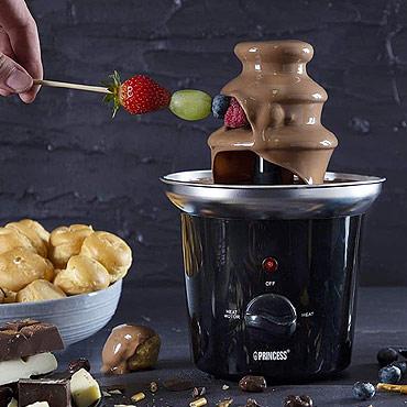 Guide d'achat fontaines à chocolat