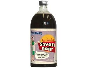 utiliser du savon noir