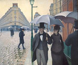 Invention du parapluie