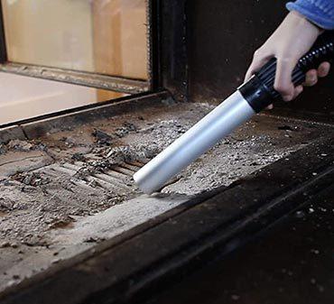 Nettoyage poêle et cheminée