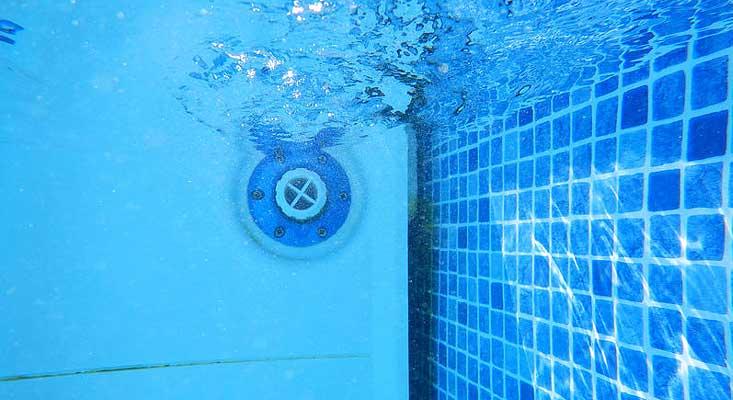 système de filtration d'eau pour la piscine